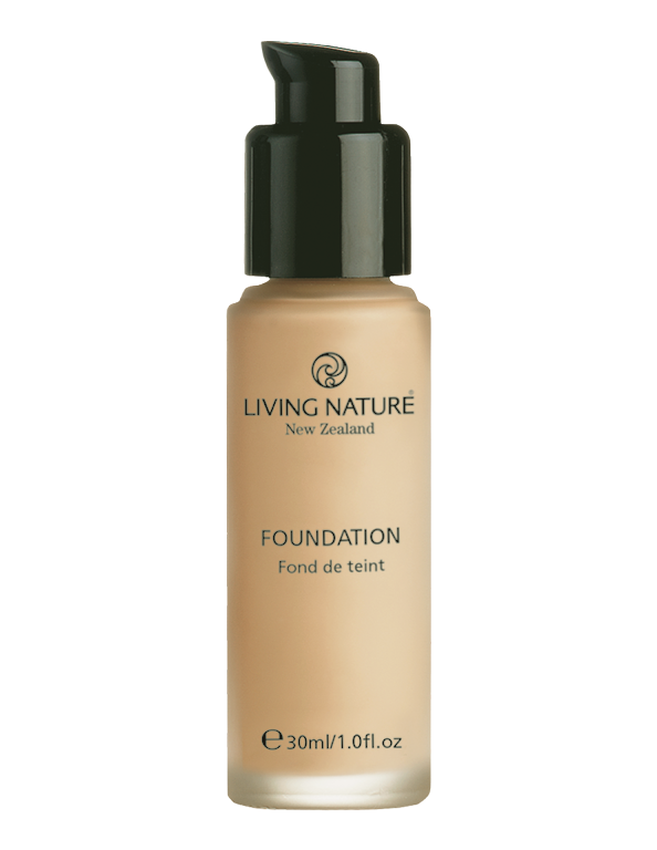 Living Nature Foundation Pure Buff 30ml
